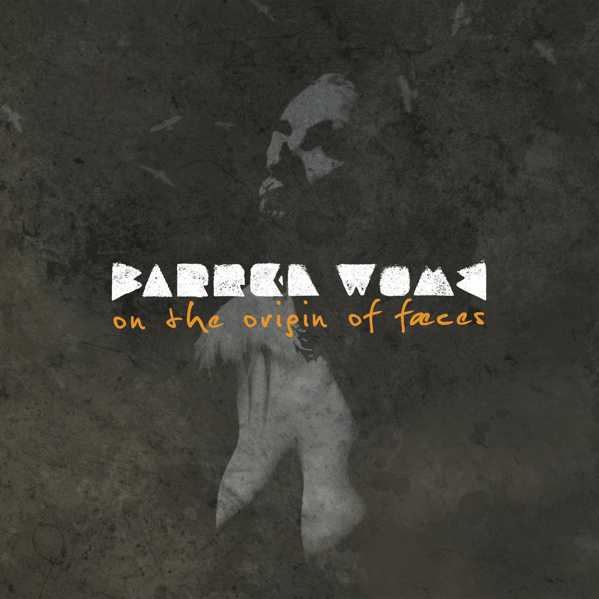 """Barren Womb - On The Origin Of The Fæces 10"""""""
